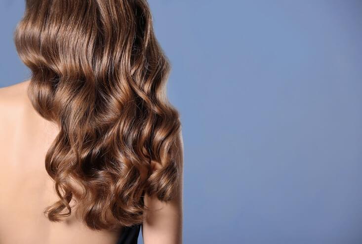płukanka do włosów kasztanowych
