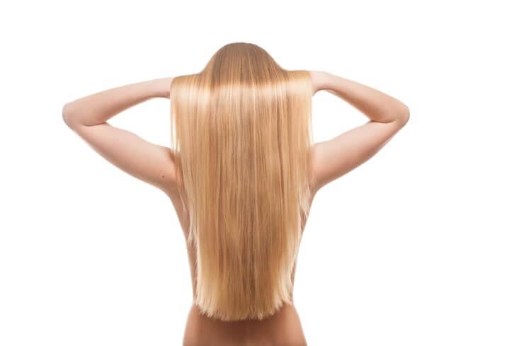 płukanki do włosów blond